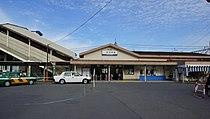 Shingashi Station entrance 20151121.JPG