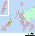 Shinkamigoto in Nagasaki Prefecture Ja.svg