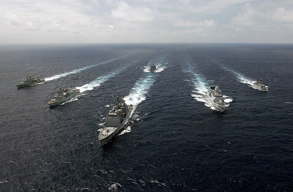 Ships of Standing NATO Maritime Group 1