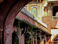 Shops at the Entrance of Wazir Khan Mosque, Lahore, Punjab, Pakistan.jpg
