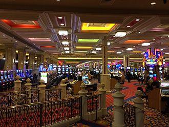 Showboat Atlantic City - Showboat Gaming Floor