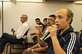 Siddhartha Bhattacherjee - Editing Session - Wikilearnopedia - Oxford Bookstore - Kolkata 2015-08-23 3558.JPG