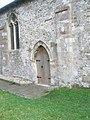 Side entrance to Holy Trinity, Bosham - geograph.org.uk - 928599.jpg