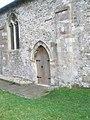 Side entrance to Holy Trinity, Bosham - geograph.org.uk - 928599.jpg