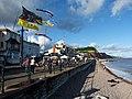 Sidmouth Promenade During Folk Week. - panoramio.jpg