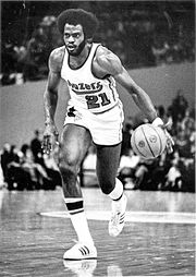 Sidney Wicks Who Played In Four Nba All Star While With The Trail Blazers Won 1971 72 Rookie Of Year Award After Averaging 24 5 Points