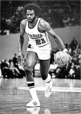 Portland Trail Blazers - Sidney Wicks, who played in four NBA All-Star Games while with the Trail Blazers, won the 1971-72 NBA Rookie of the Year Award after averaging 24.5 points per game and 11.5 rebounds per game.