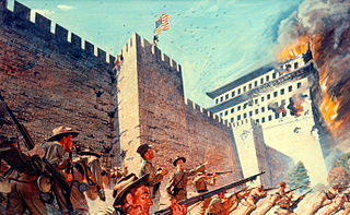 Battle of the Boxer Rebellion