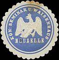 Siegelmarke Kön. Seminar und Waisenhaus Neuzelle W0328095.jpg