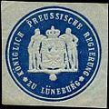 Siegelmarke Königlich Preussische Regierung zu Lüneburg W0245665.jpg