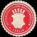 Siegelmarke Luisenstädtisches - Realgymnasium - Berlin W0226571.jpg