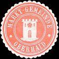 Siegelmarke Markt-Gemeinde Oberhaid W0318449.jpg