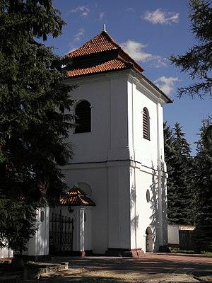 Sienno, Masovian Voivodeship - Image: Sienno.Kościół 04