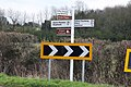 Signpost to Didcot and tourist sites - geograph.org.uk - 1240662.jpg