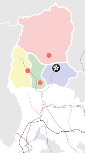 (Voir situation sur carte: Sikkim)