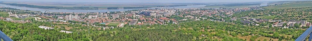 Silistra panoraması