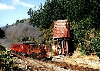 Silver Stream Railway - Image: Silver Stream Railway 2002 03 06