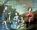 Simon Peter Tilman - Die vier Kinder des Bremer Ratsapothekers d'Erberfeld, 1647 .jpg