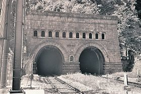 Image illustrative de l'article Tunnel du Simplon