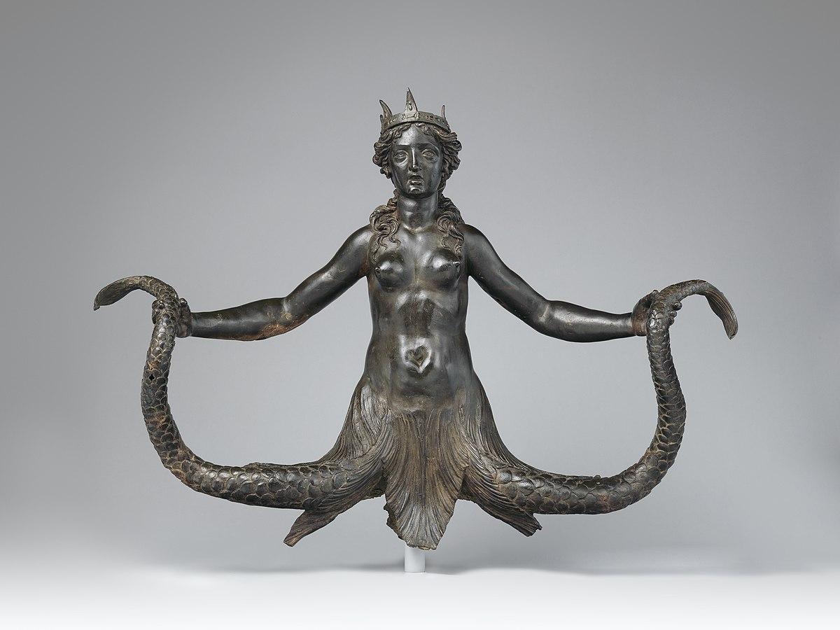 siren bronze sculpture wikipedia