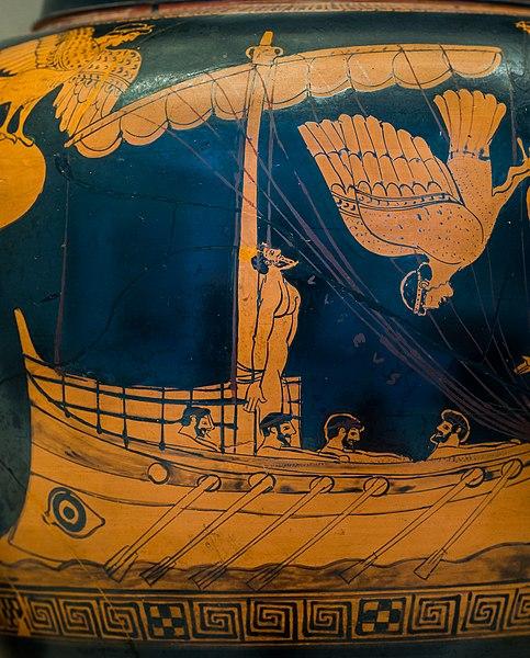 File:Siren Painter ARV 289 1 Odysseus and the Sirens - three erotes (04).jpg
