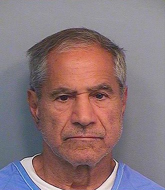Sirhan Sirhan - Sirhan Sirhan on February 9, 2016, the day before his 15th parole hearing.