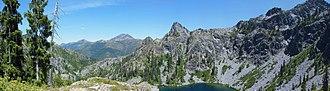 Siskiyou Mountains - Image: Siskiyou Mountains above Devils Punchbowl