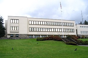 Skamania County Courthouse