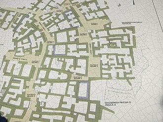 Skarkos - Skarkos map.