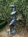 Skulptur, Demeter Erineys, Trotte, Arlesheim, Basel Land.jpg