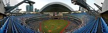 alt=Description de l'image Skydome Rogers Center Toronto Canada.jpg.