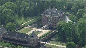 Amerongen Castle - Image: Slot Amerongen Film Still