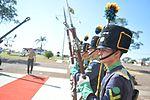 Solenidade em comemoração aos 56 anos da criação do 32⁰ Grupo de Artilharia de Campanha (GAC) do Exército Brasileiro – Grupo D.Pedro I (26364417441).jpg