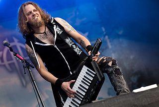 Henrik Klingenberg Finnish musician