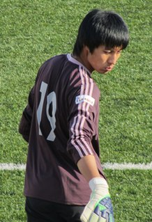 Soram Anganba Footballer