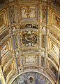 Sostre de l'Escala d'Or del palau Ducal de Venècia.JPG