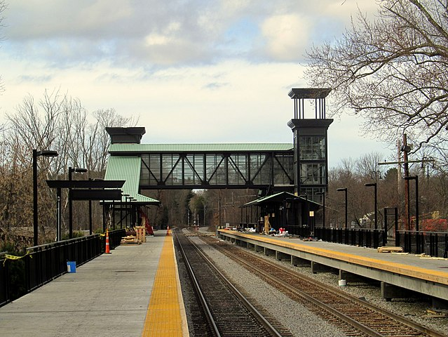 Railroad Net View Topic Fitchburg Line Upgrade Discussion