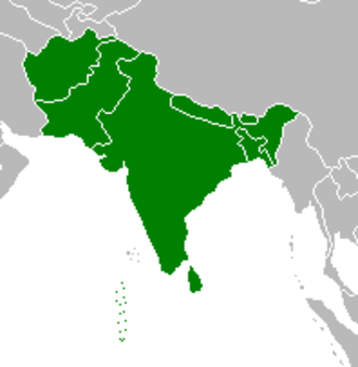 2016 South Asian Games - Participating nations