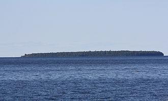 South Twin Island (Wisconsin) - Island