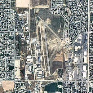 South Valley Regional Airport - 2006 USGS airphoto