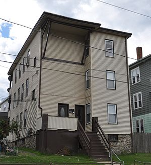 Building at 29-31 River Street - Image: Southbridge MA 29 31 River Street