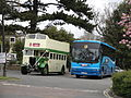 Southern Vectis 702 CDL 899 and 7083 LIL 3748.JPG