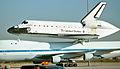 Space shuttle lands at Fort Bliss 120920-A-KJ276-004.jpg