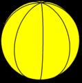 Spherical octagonal hosohedron.png