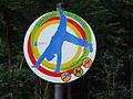 Spielplatzschild in Düsseldorf - DSCF0850.JPG