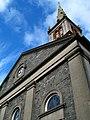 Spire, First Bangor Presbyterian Church - geograph.org.uk - 912248.jpg