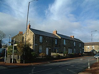 Springwell Village Human settlement in England