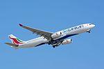 Srilankan Airlines, Airbus A330-300 4R-ALM NRT (25270830011).jpg