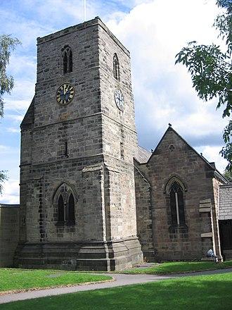 Allestree - St Edmund's Church