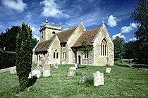 St.John the Baptist Church - Stadhampton - geograph.org.uk - 93497.jpg
